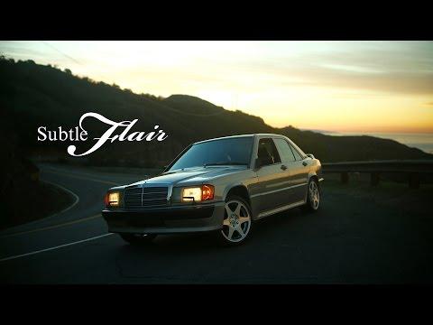 This Mercedes-Benz 190E 2.3-16 Has A Subtle Flair