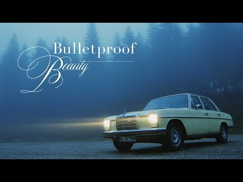 The Mercedes-Benz 280 is a Bulletproof Beauty