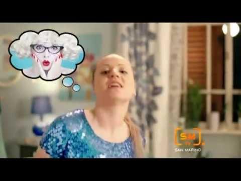 """Facebook uh oh oh"" - Valentina Monetta San Marino ESC entry 2012"