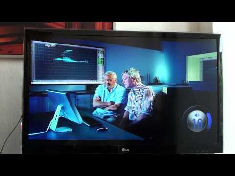 Testbericht: LG P920 OPTIMUS 3D - #4 HDMI und DLNA am TV