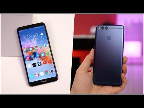 Review: Honor 7x (Deutsch) - Das beste Smartphone für 250€? | SwagTab