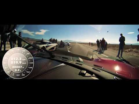Koenigsegg Agera RS - NEW WORLD RECORD - Fastest production car in the world