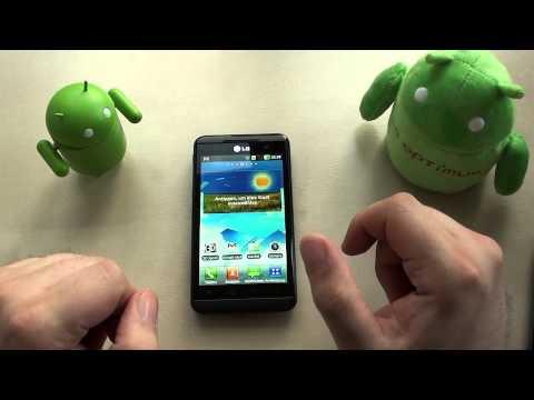 Testbericht: LG P920 OPTIMUS 3D - #2 Technische Daten