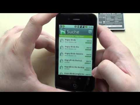 Hero H2000 - Android-Smartphone im iPhone Design