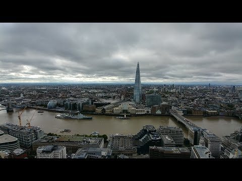 London in Slow Motion (or: how I missed my flight twice)