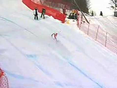 Ski Horror!