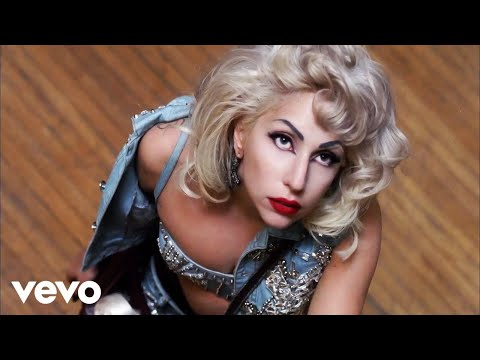 Lady Gaga - Marry The Night (Official Music Video)