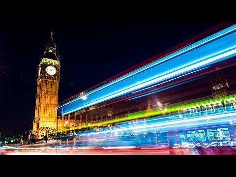 London - The Square Mile City in 4K!   DEVINSUPERTRAMP