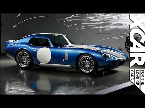 Renovo Coupe: America's First Electric Supercar - XCAR