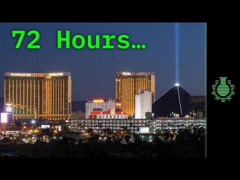 SURPRISE VLOG: 72 Hours in Las Vegas