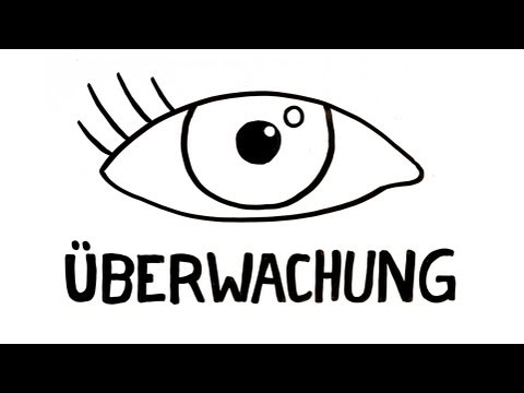Überwachungsstaat - Was ist das?