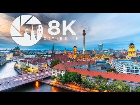 Berlin in 8K