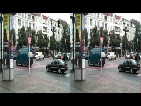 Testbericht: LG P920 OPTIMUS 3D - #7 3D 720p Video Samples