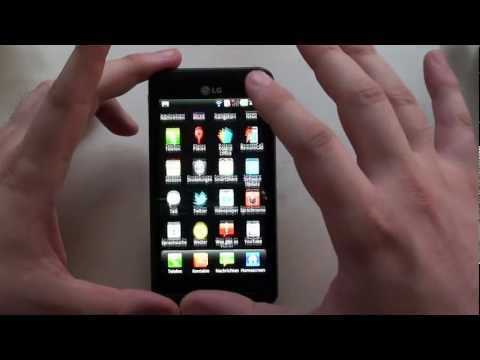 Testbericht: LG P920 OPTIMUS 3D - #5 Android Tour