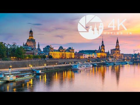 Dresden in 4K