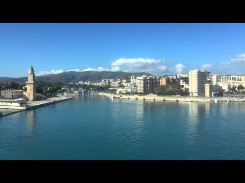 #Palma2Berlin #myibistrip - Tag 1: Palma de Mallorca - Barcelona