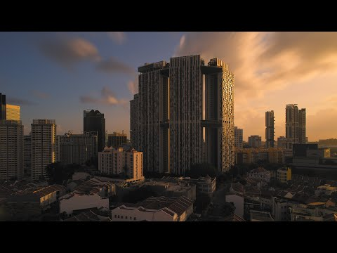 Lion City Rising. Watch Singapore Grow. 8 years in 5 minutes - A Singapore Timelapse
