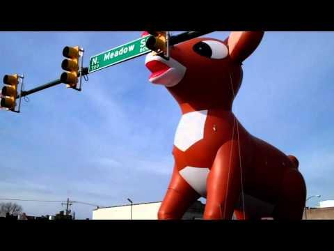 Rudolph Balloon Christmas Parade Tragedy