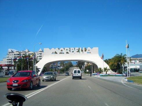 Angekommen in Marbella