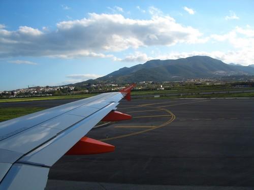 Malaga Flughafen