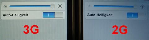 iPhone 3G Farbton