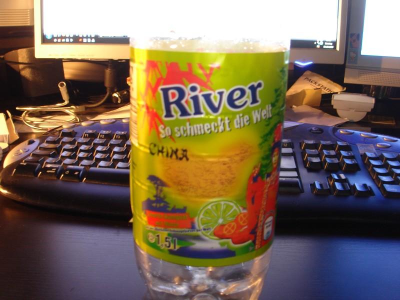 Neues Getränk bei Aldi: River – So schmeckt die Welt – China ...