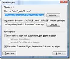 pdf blender einstellungen