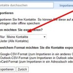 Tutorial: Google Mail Kontakte in Apples MobileMe übertragen