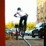 Was man mit seinem Fahrrad so alles machen kann