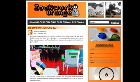 zockwork orange