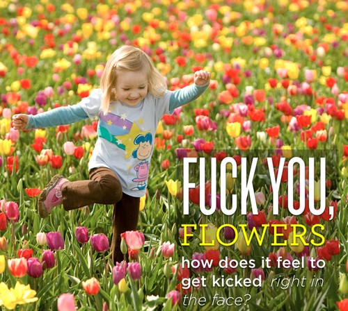 Fuck You Flowers