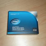 Intel X25-V SSD Solid-State Drive 40GB im Alltagstest