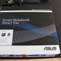 Asus UL80JT Testbericht - Unboxing - Karton