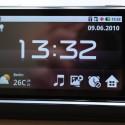 Motorola Multimedia Station mit Motorola Milestone