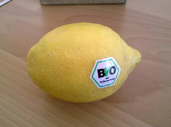 Zitrone 3