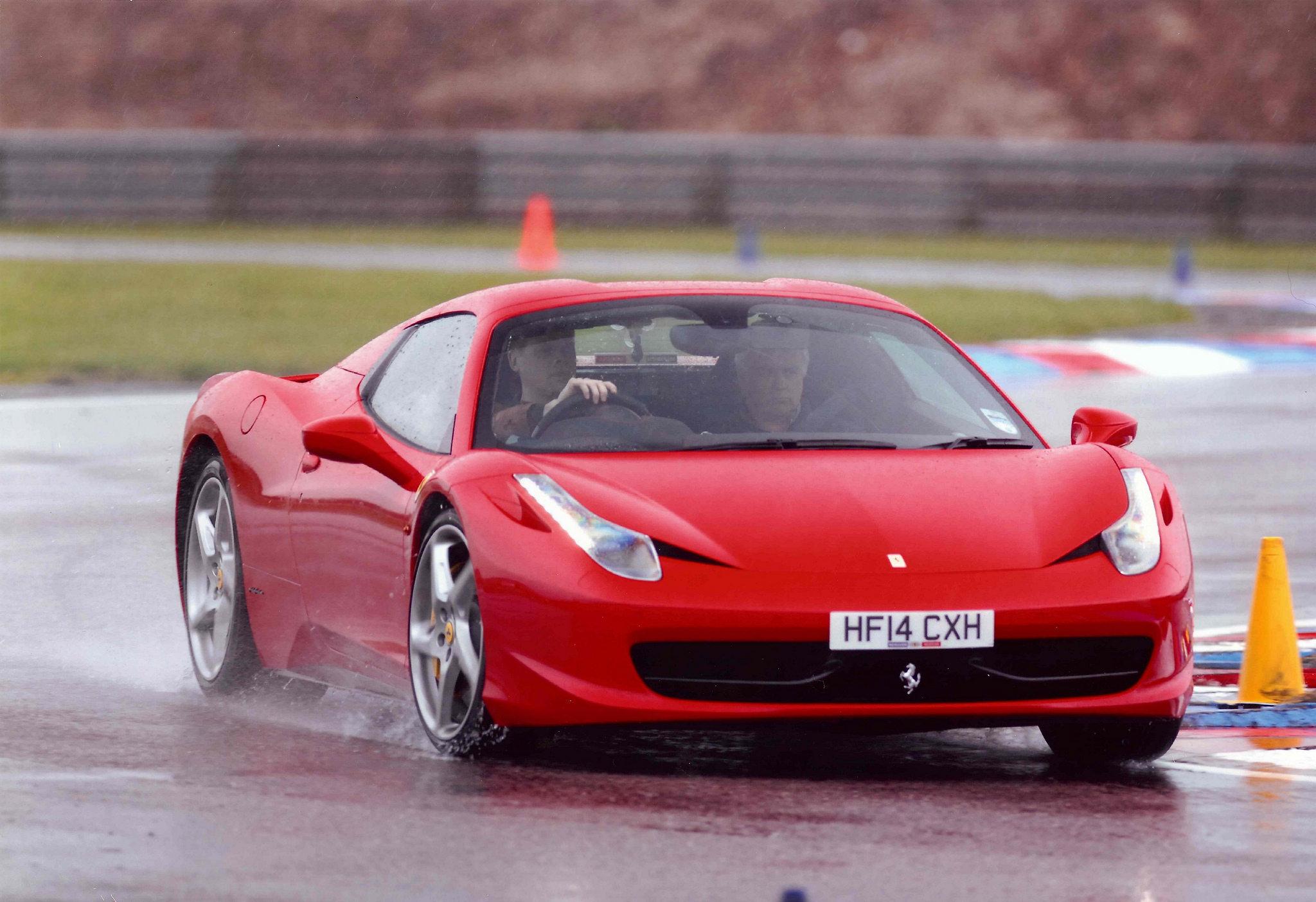 Car Porn Top Gear 2010 Ferrari 458 Italia Review Gillyberlin