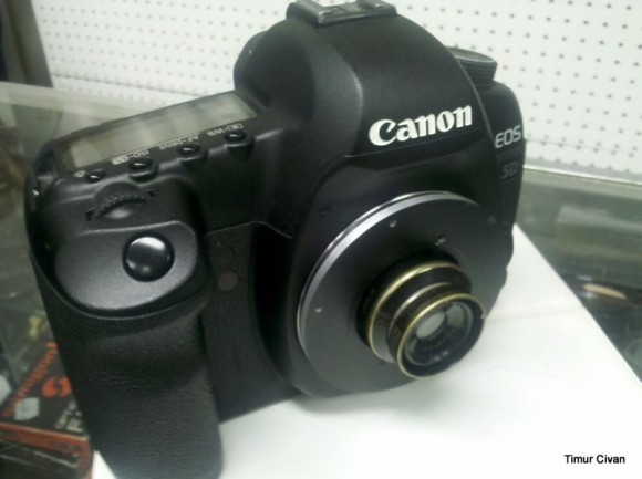 Canon 35mm Linse