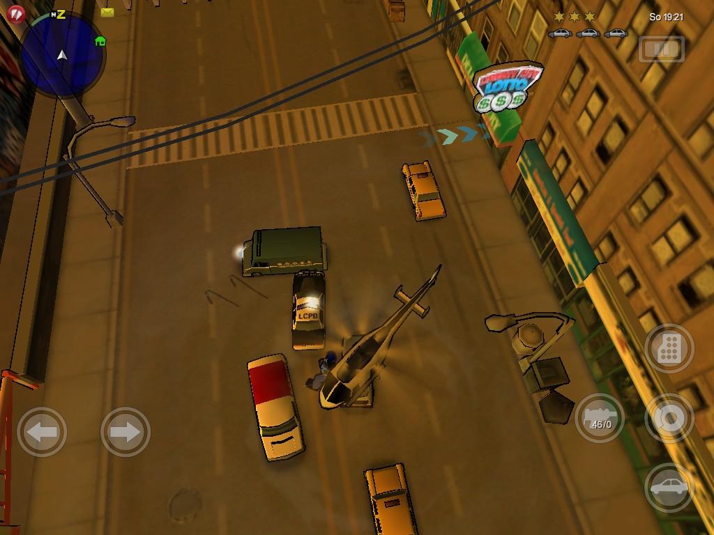 Android GTA: Chinatown Wars - androidpolska.pl