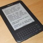 E-Book-Reader Amazon Kindle 3 im Video-Testbericht