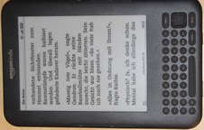 Amazon Kindle 3 Testbericht