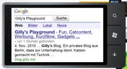 Gilly's Playground Google