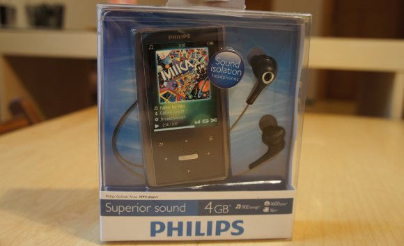 PHILIPS GoGear Ariaz 4GB