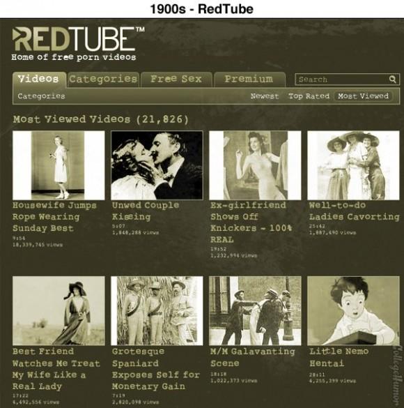 1900s RedTube