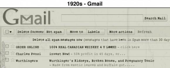1920s Gmail