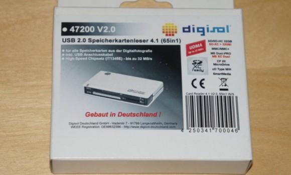 DIGISOL-47200-V2.0-65in1-Kartenleser-4.1-für-xD-SMMS-DuoMS-XC-DuoCFSD-HC-+-SD-XC-Card-Reader