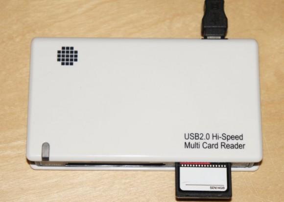 DIGISOL-47200-V2.0-65in1-Kartenleser-4.1-für-xD-SMMS-DuoMS-XC-DuoCFSD-HC-+-SD-XC-Card-Reader-ausgepackt