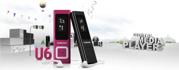 Samsung YP-U6 full