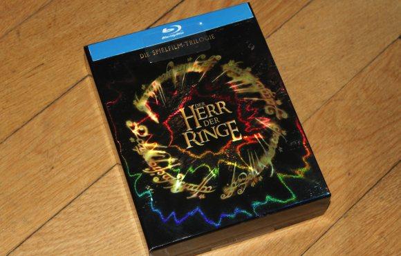 Herr der Ringe Blu-ray