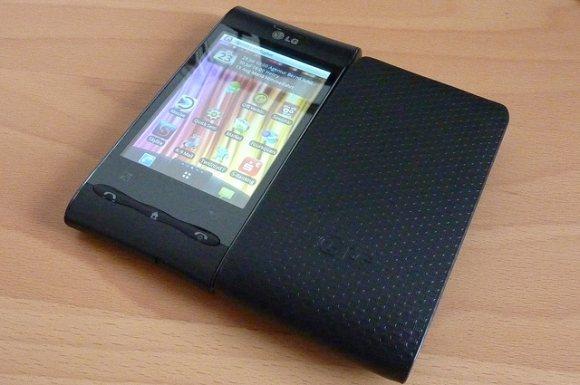 LG GT540 OPITMUS