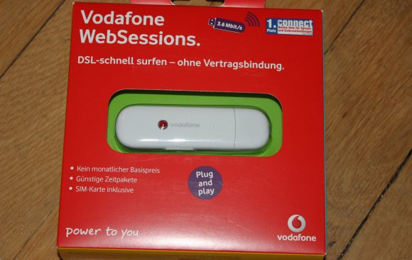 Vodafone WebSessions Surfstick